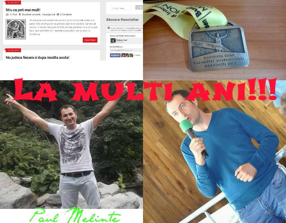 La Multi Ani - 2014