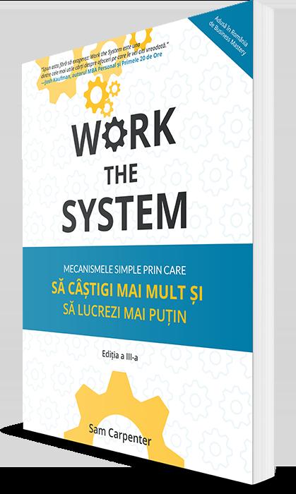 work the sistem - carti de afaceri