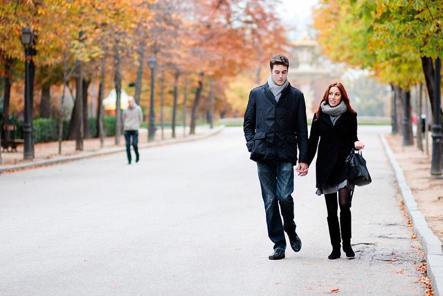 plimbari in natura romantice