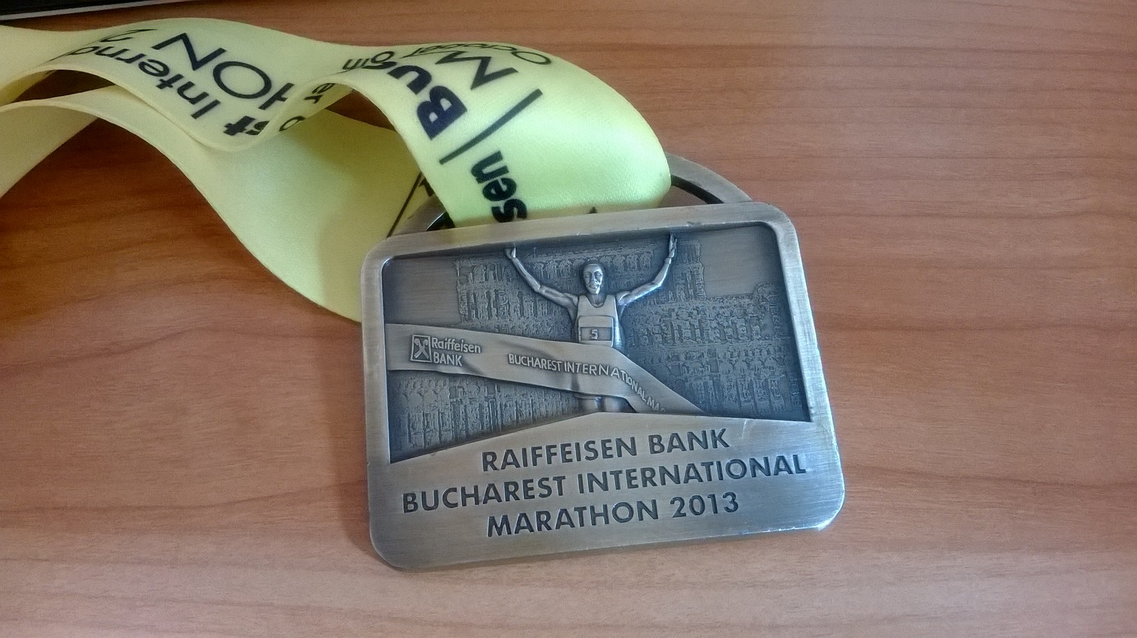 medalie maraton