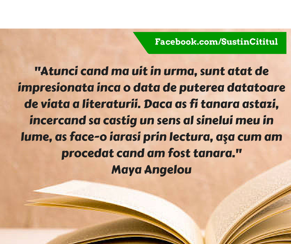 citate Maya Angelou